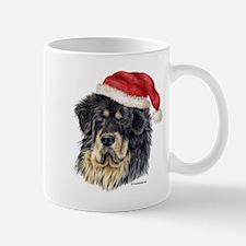 Christmas Tibetan Mastiff Mug