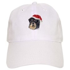 Christmas Tibetan Mastiff Baseball Cap