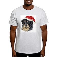 Christmas Tibetan Mastiff T-Shirt