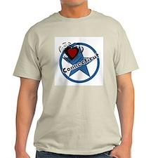Love Connecticut T-Shirt