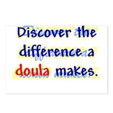 Discover the Difference/ Doul Postcards (Package o