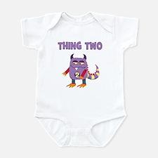 Thing Two (girl) Infant Bodysuit