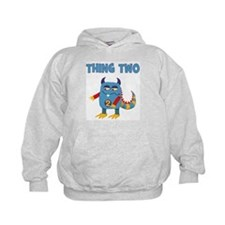 Thing Two (boy) Hoody for Twins