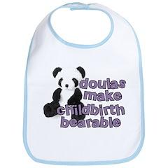 Doulas make childbirth bearab Bib