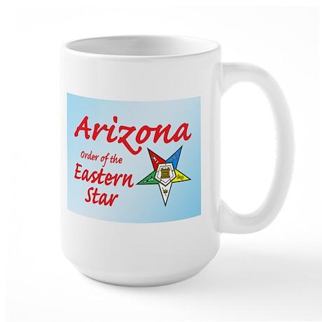 Arizona OES Large Mug