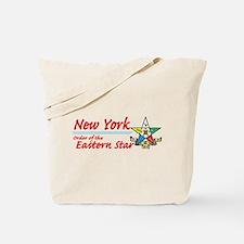 New York Eastern Star Tote Bag