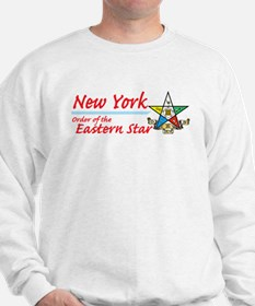New York Eastern Star Sweatshirt
