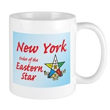 New York Eastern Star Mug
