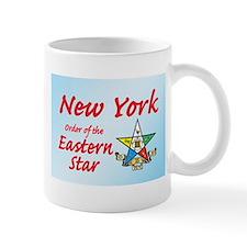 New York Eastern Star Small Mug