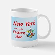 New York Eastern Star Small Small Mug