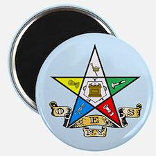 New York Eastern Star Magnet