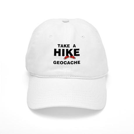 Geocache Hike Cap