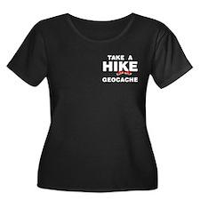 Geocache Hike Pocket Area T