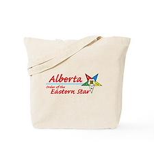 Alberta Eastern Star Tote Bag
