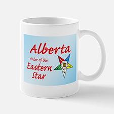 Alberta Eastern Star Mug