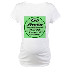 Go Green Style 2008 Shirt