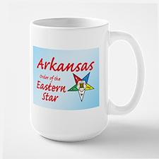 Arkansas Eastern Star Mug