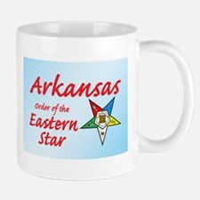 Arkansas Eastern Star Mug