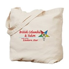 British Columbia & Yukon OES Tote Bag