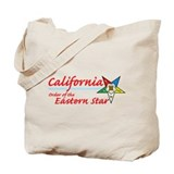 Order of the eastern star Canvas Bags