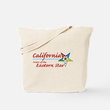 California Eastern Star Tote Bag