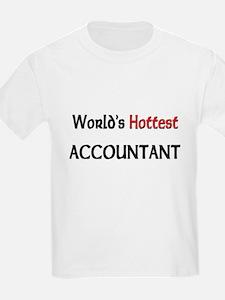 World's Hottest Accountant T-Shirt