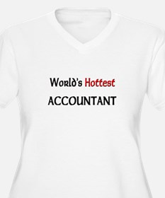 World's Hottest Accountant T-Shirt