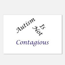 Autism Is Not Contagious Postcards (Package of 8)