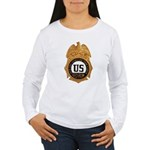 Redrum Homicide Women's Long Sleeve T-Shirt