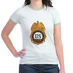Redrum Homicide Jr. Ringer T-Shirt