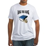 Rock The Block Fitted T-Shirt