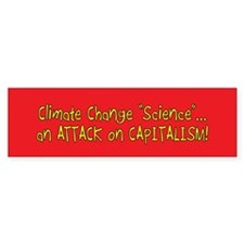 Climate Science? Bumper Bumper Sticker