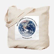 Who Needs Resources? Tote Bag