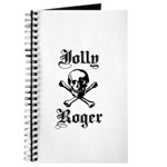 Skull and cross bones Journal