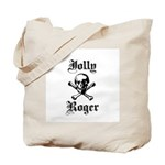 Skull and cross bones Tote Bag