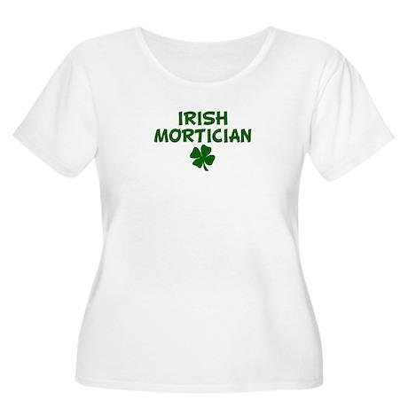 Mortician Women's Plus Size Scoop Neck T-Shirt