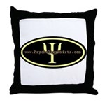 Psych Logo 1 Throw Pillow