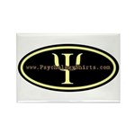 Psych Logo 1 Rectangle Magnet (100 pack)