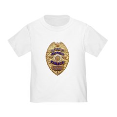 Los Angeles Reporter Toddler T-Shirt