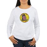 Vietnam Market Time Women's Long Sleeve T-Shirt
