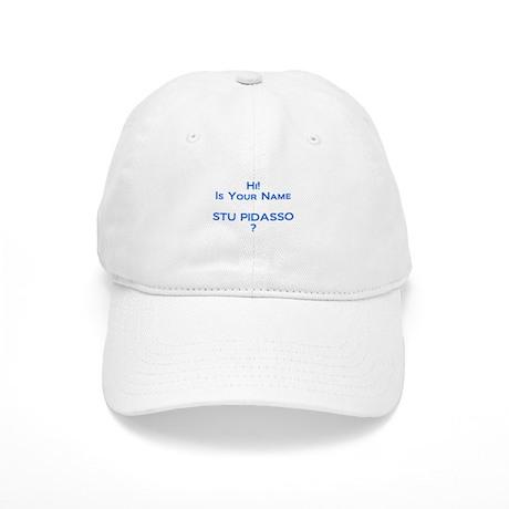 Stu Pidasso 1 Cap