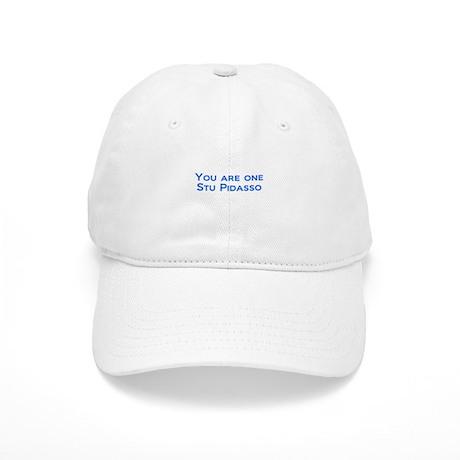 Stu Pidasso 2 Cap