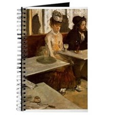 Edgar Degas -L'Absinthe Journal
