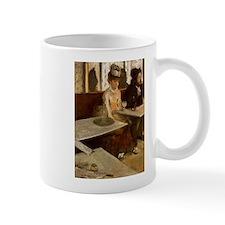 Edgar Degas -L'Absinthe Mug