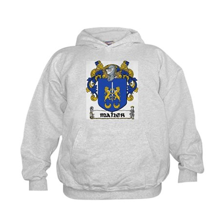 Maher Coat of Arms Kids Hoodie