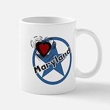 Love Maryland Mug