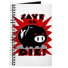 Save or Die! Journal