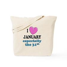 PH 1/31 Tote Bag