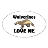 Wolverine animal Single