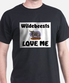 Wildebeests Loves Me T-Shirt